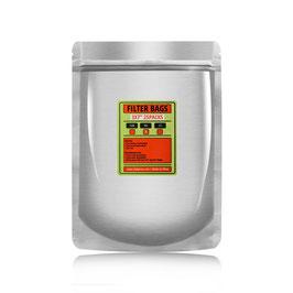 "dp-bt90n37 3x7"" 90 Micron Rosin Bags - Get High Quality Rosin, Less Yield"