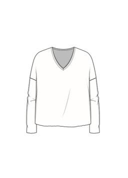 Weites Shirt 4027