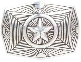 Gürtelschnalle Kasan Star