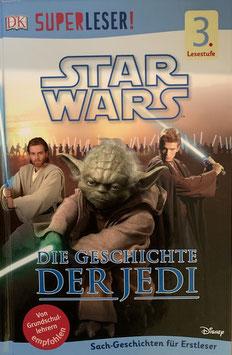 """Star Wars """"Die Geschichte der Jedi"""""""