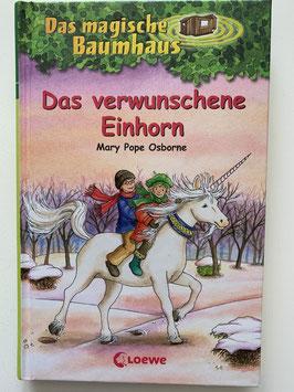 """Das magische Baumhaus """"Das verwunschene Einhorn"""""""