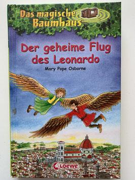 """Das magische Baumhaus """"Der geheime Flug des Leonardo"""""""