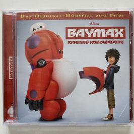 """Das Hörspiel zum Film """"Baymax"""""""