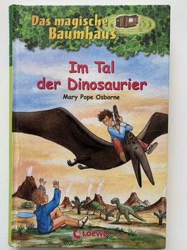 """Das magische Baumhaus """"Im Tal der Dinosaurier"""""""