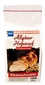 Allgäuer Hefezopf - 620 g
