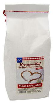 Brenntar-Mehl - 1 kg