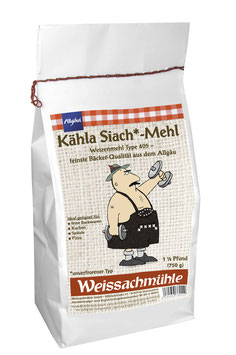 """Kähla Siach*-Mehl"" - Weizenmehl Type 405 - 750g"