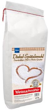 Dinkel-Spätzlemehl - 2,5 kg