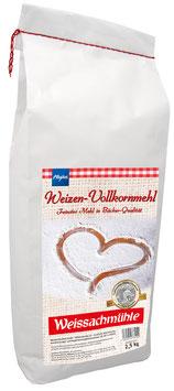 Weizenvollkornmehl - 2,5 kg