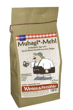 """Muhagl*-Mehl"" - Dinkelmehl Type 630 - 750g"