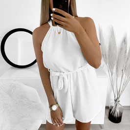 LAST ONE - JUMPSUIT DIANA ♡  - WEISS