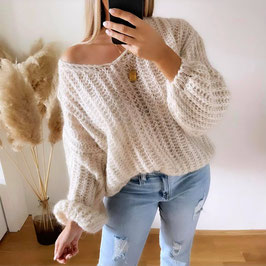 PULLOVER PAOLA ♡ - BEIGE