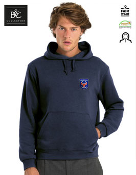 Kapuzen-Sweatshirt (unisex)