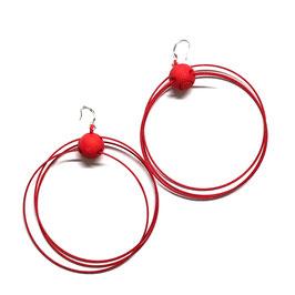 3Hoops Earrings