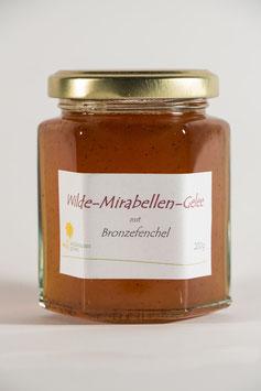 Wilde-Mirabellen-Gelee