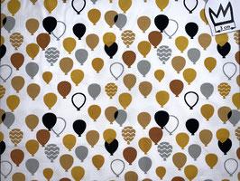 Jersey Ballon curry-grau