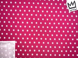Jersey Sterne Pink