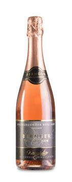 0,75L - ohne Jahrgang, Spätburgunder Rosé Sekt trocken (Horrheimer Klosterberg)