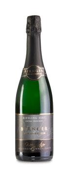 0,75 Liter - 2016, Riesling Sekt extra trocken (Horrheimer Klosterberg)