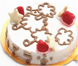 I Love プードル Cake(愛犬用ケーキ)