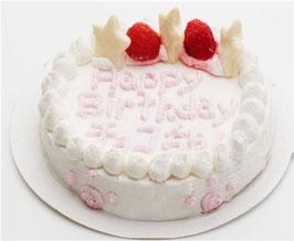愛犬用ケーキ FOOT MARKケーキ
