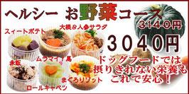 犬用手作りごはん【お野菜コース】6点セット