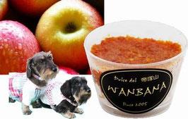 リンゴシャーベット.犬用