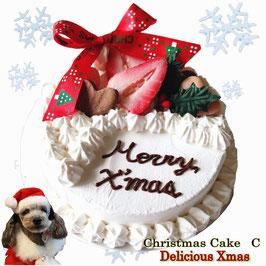 ◆犬用クリスマスケーキC,デリシャシスcake,