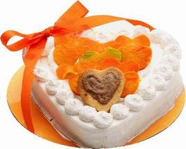 犬用ケーキPURE HEARTケーキ