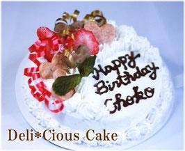 犬ケーキ Deri*Cious Cake