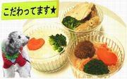 【即日対応可能】こだわりセット(大根&人参のサラダ、3色テリーヌ、焼豚)(愛犬用)