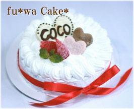 犬ケーキ fu*wa cake