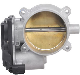Papillon d'admission Mustang V8 5.0l - 11-13 Mustang Throttle Body