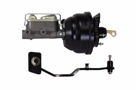 "Mastervac 8"" complet avec maitre cylindre et pédale - 67-70 Mustang 8"" Power Brake Booster with MT Pedal"
