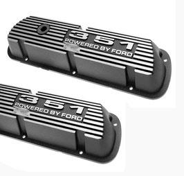 Cache-culbuteurs 351 ci en Aluminium - 351ci Valve Cover