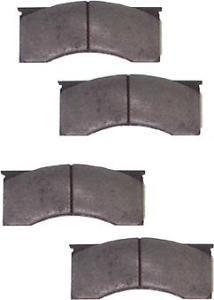 Plaquettes de frein avant - 64-67 Mustang Brake Pads