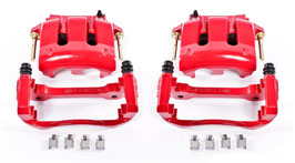 Kit de 2 étriers de frein avant - 05-14 Mustang Calipers Kit whitout Pads