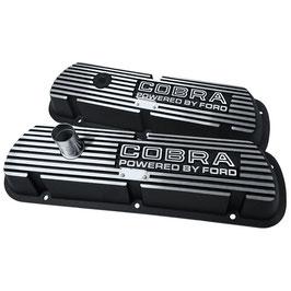 Cache-culbuteurs COBRA en Aluminium - COBRA Valve Cover