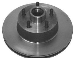 Disque de frein avant - 68-69 Mustang Brake Rotor