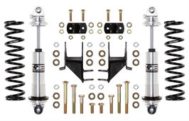 Kit amortisseur avant reglable Mustang 64-73 - 1964-73  Ford Mustang Front Coil-over Conversion Kit