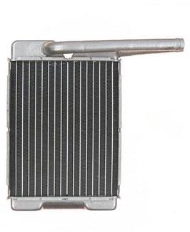 Radiateur de chauffage - Heater core aluminium