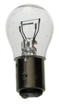 Ampoule de feu stop et clignotant - Stop and turn signal lamp bulb