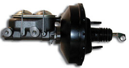 "Mastervac 9"" complet avec maître-cylindre - 67-70 Mustang 9"" Power Brake Booster"