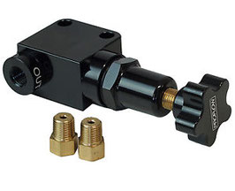 Valve proportionnelle de frein - Adjustable Brake Valve