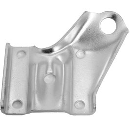 Support amortisseur arrière - 67-70 Mustang Leaf Spring mounting Plate