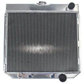 Radiateur d'eau en aluminium V8 small block 67-70