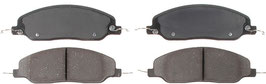 Plaquettes de frein - 05-16 Mustang Brake Pads
