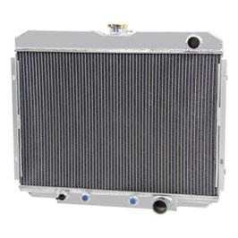 Radiateur d'eau en aluminium V8 Small Block 67-70 EXTRA CAPACITY