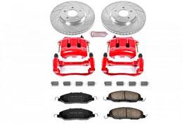 Kit complet de frein avant - 05-10 Mustang Caliper, Rotor & Brake Pad Front Kit