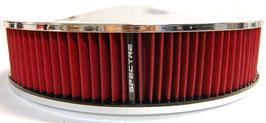 """Filtre a air SPECTRE  9"""" X 2"""" (230x51) - 9"""" Hi-Perf SPECTRE Air Filter"""